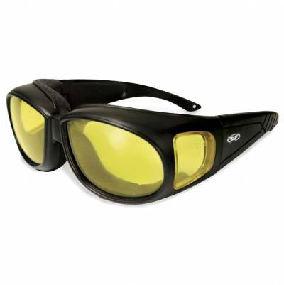 Global Vision Brille Outfitter, gelb getönt