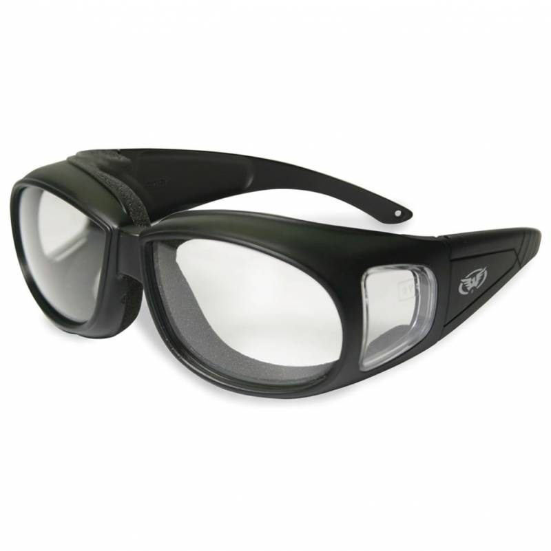Global Vision Brille Outfitter, klar
