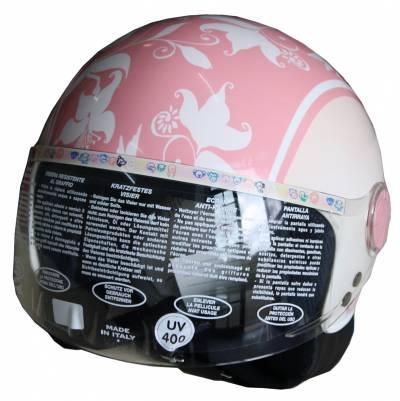 Grex B-Ware - Helm G01 Youth F. #14, weiß-pink