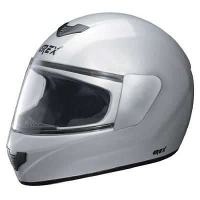 Grex B-Ware - Helm R1 Club #29, silber