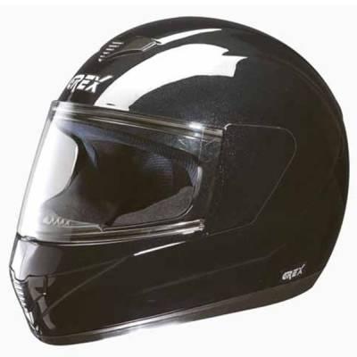 Grex B-Ware - Helm R1 Club #5, schwarz