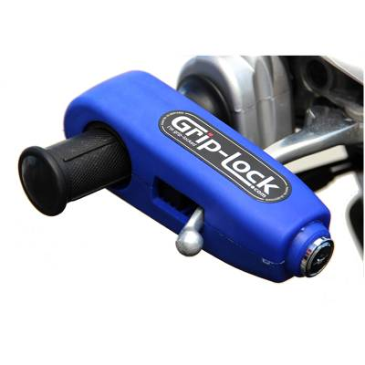 Grip-Lock Bremshebelschloß, blau