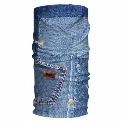 HAD Originals - Schlauchtuch - Denim