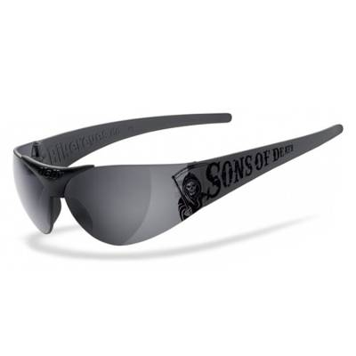 Helbrecht Helly Bikerbrille moab4 SON OF DEATH