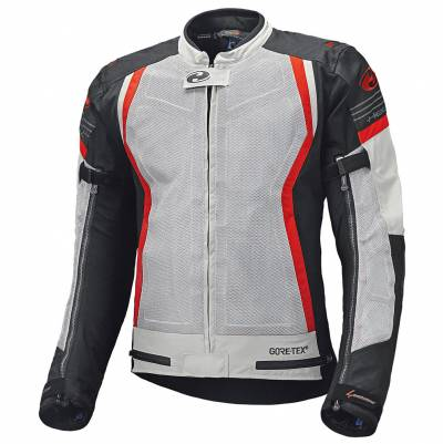 Held 2in1 GORE-TEX® Tourenjacke AeroSec GTX Top, grau-rot