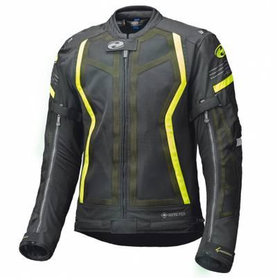 Held 2in1 GORE-TEX® Tourenjacke AeroSec GTX Top, schwarz-fluogelb