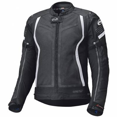 Held 2in1 GORE-TEX® Tourenjacke AeroSec GTX Top, schwarz-weiß