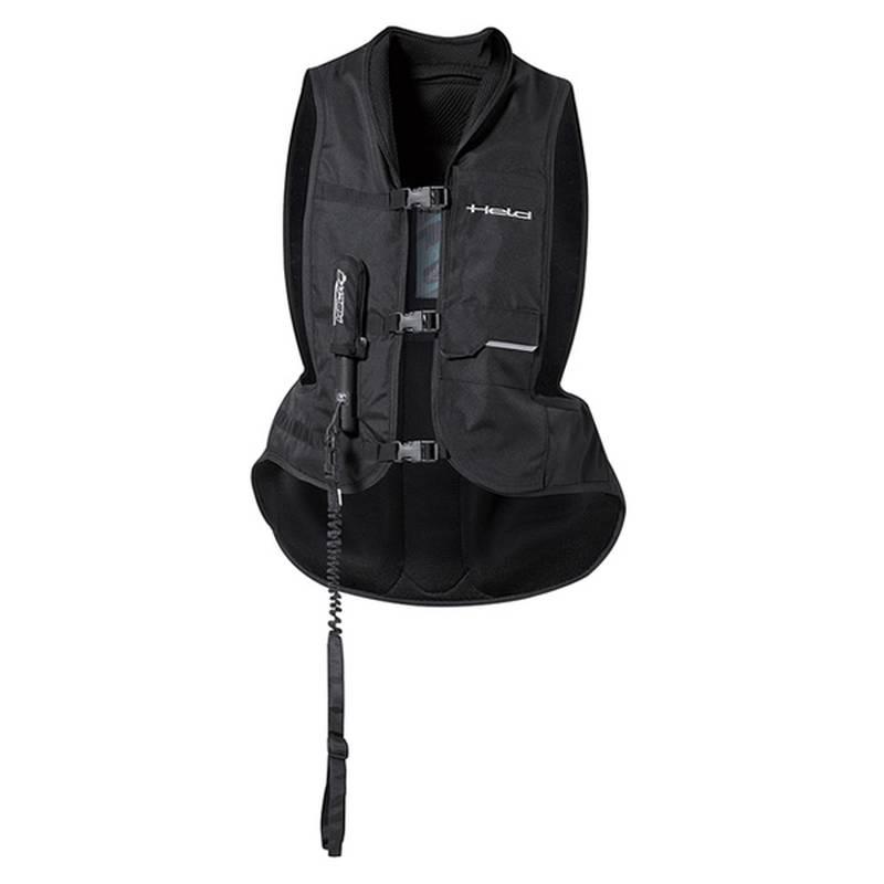 Held Airbag Weste, schwarz