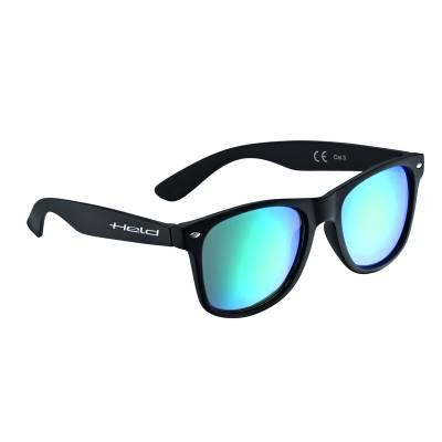 Held Brille 9742, blau verspiegelt