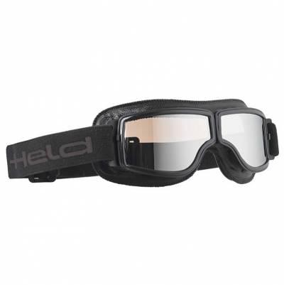 Held Brille Classic schwarz silber
