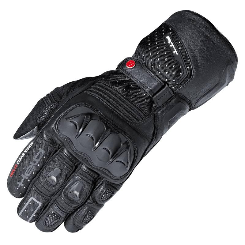 Held Damen-Handschuhe Air N Dry, schwarz