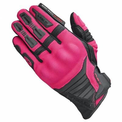 Held Damen Handschuhe Hamada, schwarz-pink