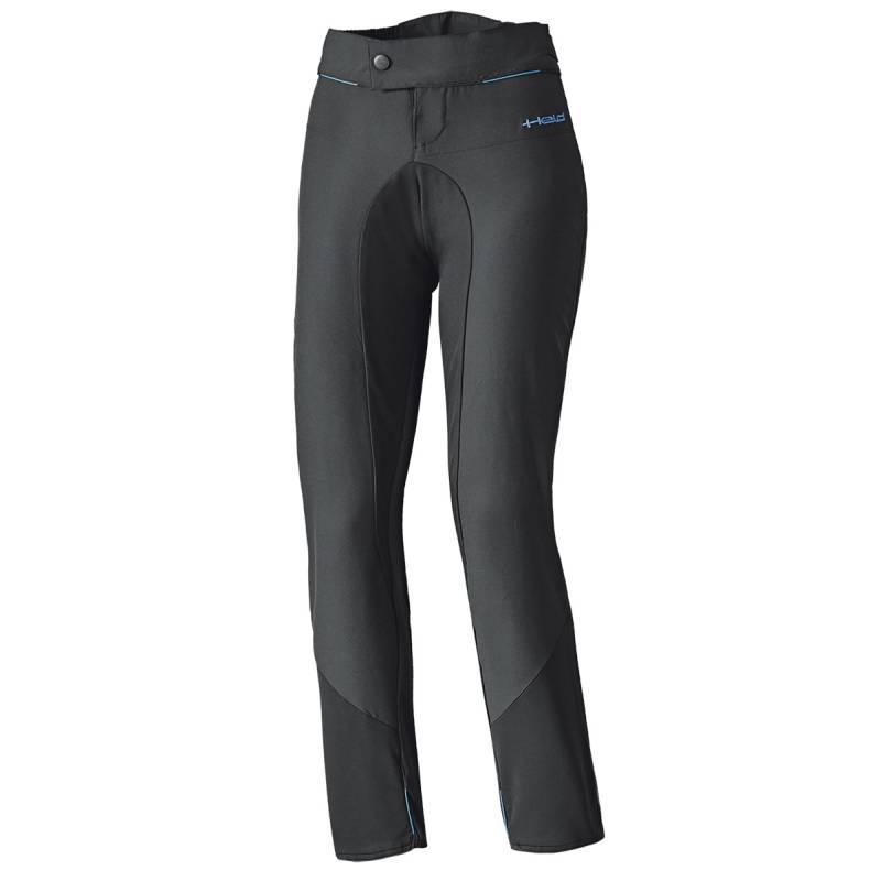 Held Damen Hose Clip-In Windblocker Base, schwarz