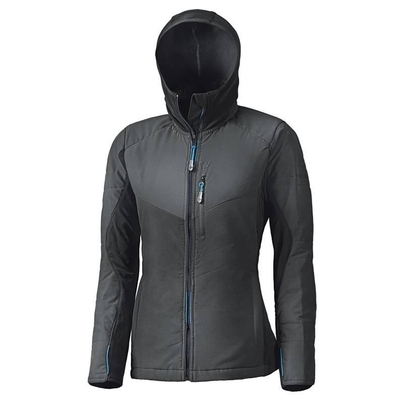 Held Damen Jacke Clip-In Thermo Top, schwarz