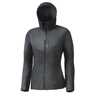 Held Damen Jacke Clip-In Thermo Top, schwarz