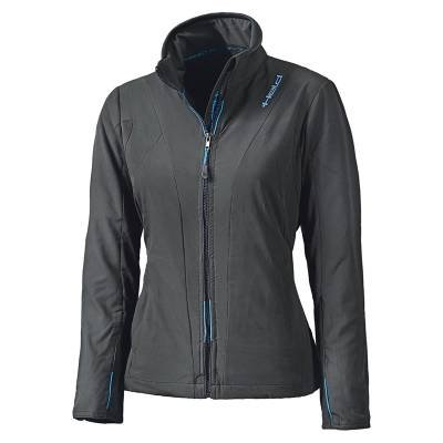 Held Damen Jacke Clip-In Windblocker Top, schwarz