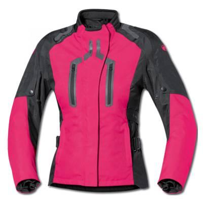 Held Damen-Jacke Xenna, pink-schwarz