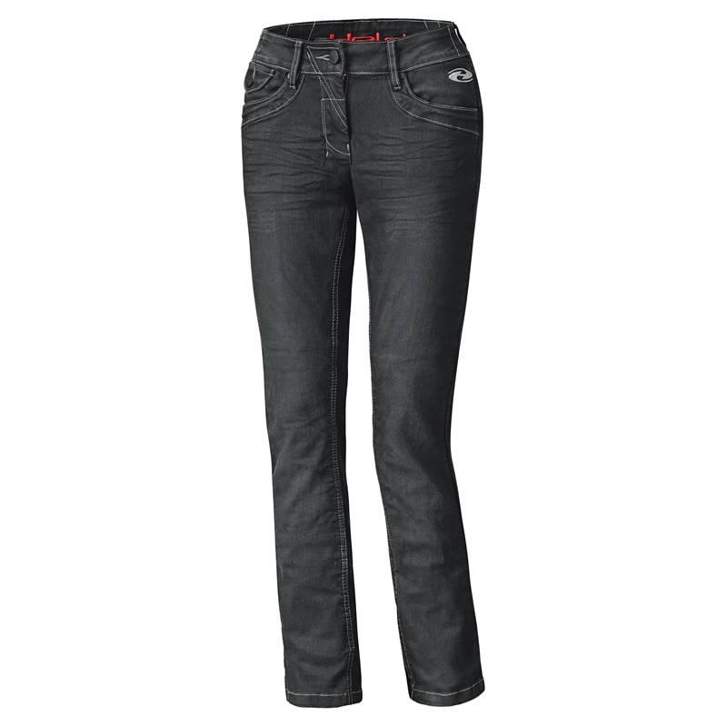 Held Damen Jeans Crane Stretch, schwarz