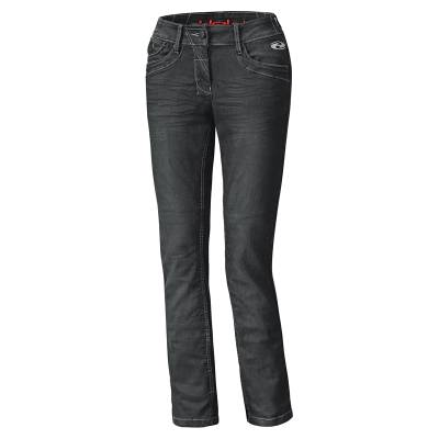 Held Damen Jeans Crane Stretch, schwarz