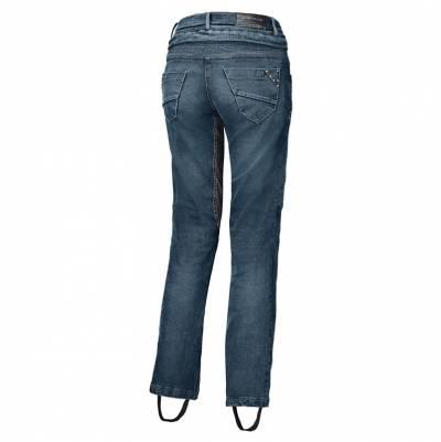 Held Damen Jeans Road Queen, blau