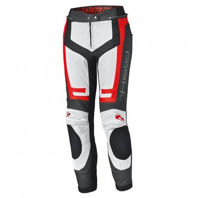 Held Damen Lederhose Rocket 3.0 - weiß-rot