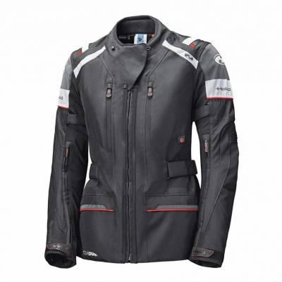 Held Damen Textiljacke Tivola ST GTX, schwarz-weiß