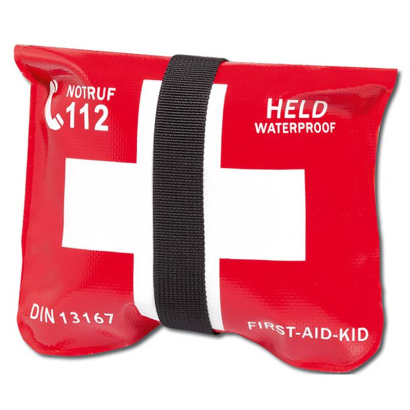 Held Erste-Hilfe-Set nach DIN 13167