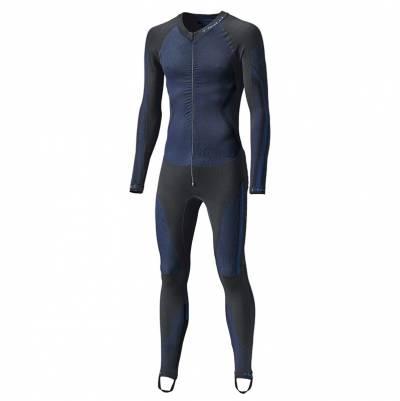 Held Funktionskombi Race Skin II, schwarz-blau