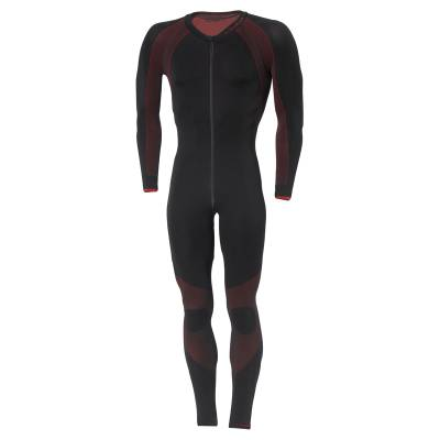 Held Funktionskombi Race Skin, schwarz-rot