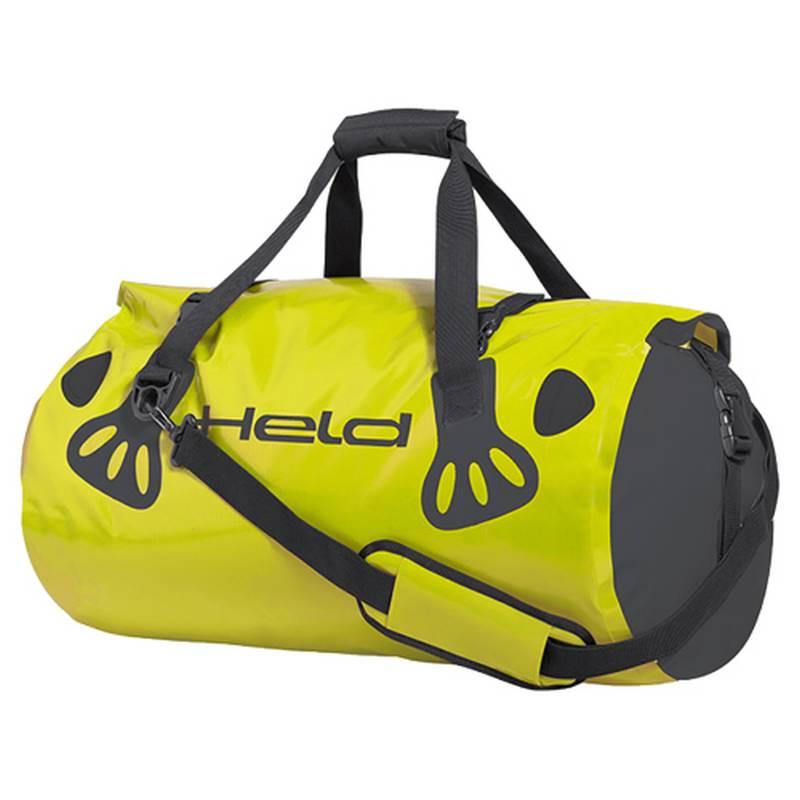 Held Gepäcktasche Carry Bag 60 Liter, neongelb