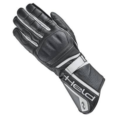 Held Handschuh Akira Evo, schwarz-weiß