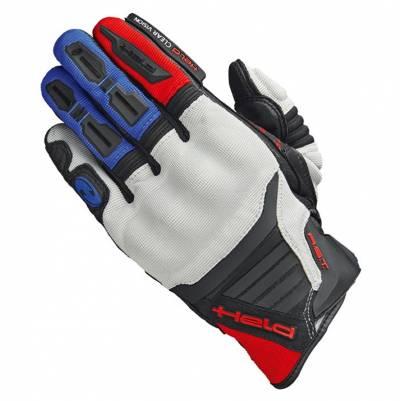 Held Handschuh Hamada, weiß-rot-blau