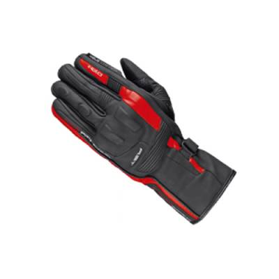 Held Handschuh Secret-Pro, schwarz-rot