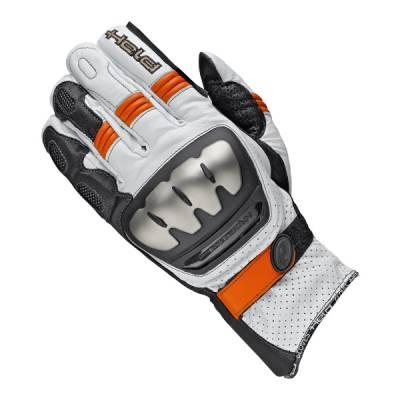 Held Handschuh SR-X, weiß-orange