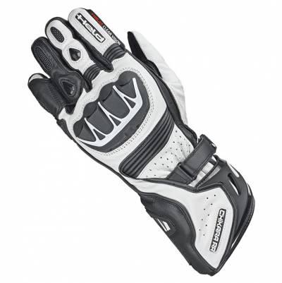 Held Handschuhe Chikara RR, schwarz-weiß