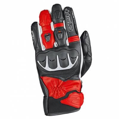 Held Handschuhe Dash, schwarz-rot