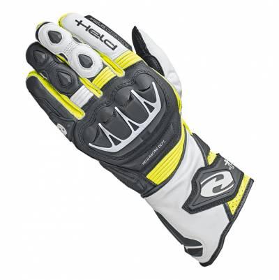 Held Handschuhe - Evo-Thrux II, schwarz-fluogelb