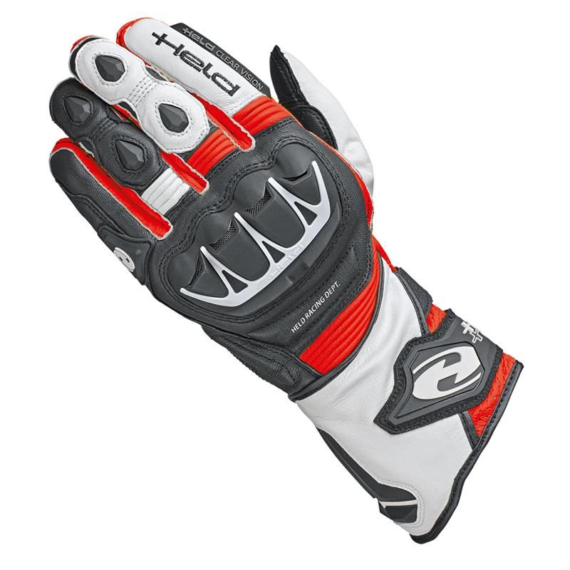 Held Handschuhe - Evo-Thrux II, schwarz-rot