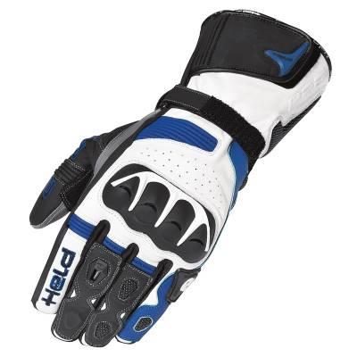 Held Handschuhe Evo Thrux, schwarz-azur