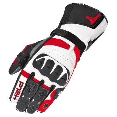 Held Handschuhe Evo Thrux, schwarz-rot
