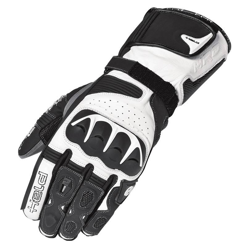 Held Handschuhe Evo Thrux, schwarz-weiß