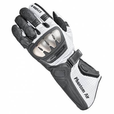 Held Handschuhe Phantom Air, schwarz-weiß