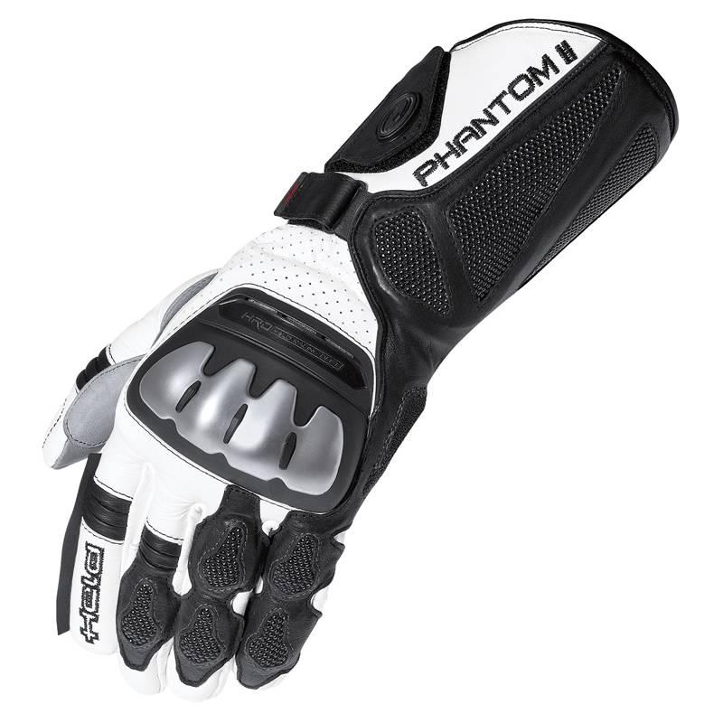 Held Handschuhe Phantom II, schwarz-weiß
