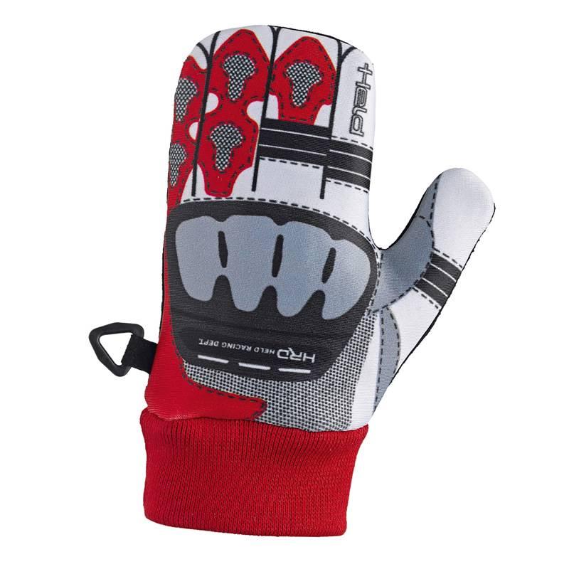 Held Handschuhe Phantomini, Kids, schwarz-rot