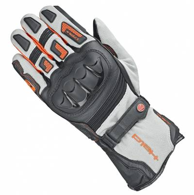 Held Handschuhe Sambia GTX 2in1, schwarz-orange