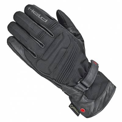 Held Handschuhe Satu II GTX, Damen, schwarz