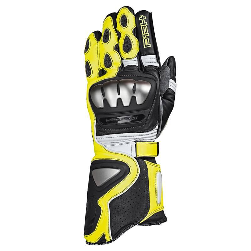 Held Handschuhe Titan evo, schwarz-neongelb
