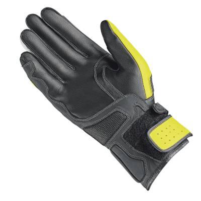 Held Handschuhe Travel 5, schwarz-gelb