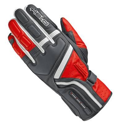 Held Handschuhe Travel 5, schwarz-rot