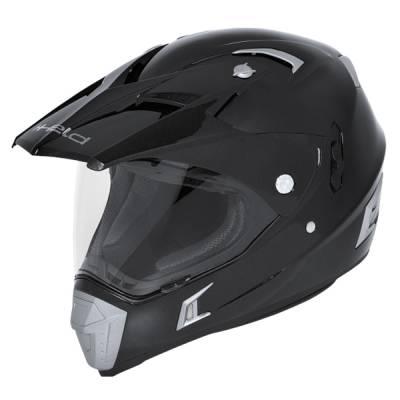 Held Helm Alcatar, schwarz